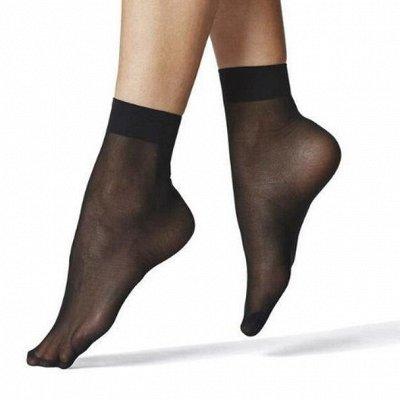 Conte- ваши колготки и носки, классика и фантазия — Носки, гольфы капроновые, в сеточку — Носки