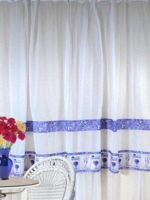 Комплект штор Лаванда. коллаж
