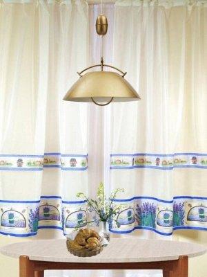 Комплект штор Букет лаванды