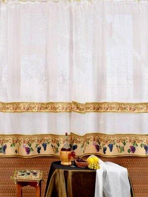 Комплект штор Виноград