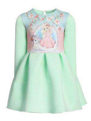 Платье детское Жозефина (неопрен)
