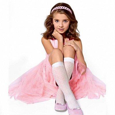 Conte-kids - носки, колготки, леггинсы! Осенняя пора 🍁   — Гольфы (капроновые, ажурные) — Носки и гольфы