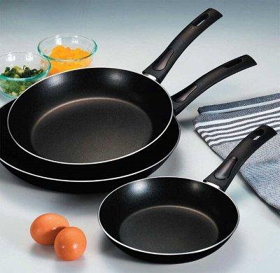 Ножи «Tramontina» - Рождены быть самыми острыми!★ — Сковороды 20-28 см — Классические сковороды