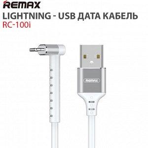 Lightning USB дата кабель Remax RC-100i