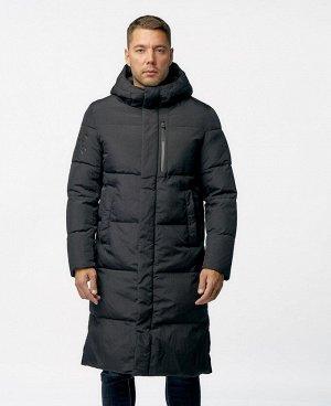 . Черный; Темно-серый;    ICR 19803  Стильная, комфортная куртка изготовлена из качественной ветрозащитной ткани с водоотталкивающим покрытием.  Двухсторонняя основная молния (возможность рассте
