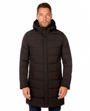 . Черный; Оливково-черный; Серый;    Стильная, комфортная куртка изготовлена из качественной ветрозащитной ткани с водоотталкивающим покрытием.  Двухсторонняя основная молния (возможность расстег