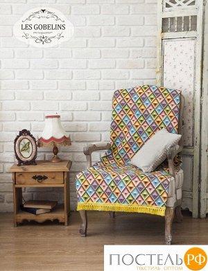 Накидка на кресло гобелен 'Kaleidoscope' 80х180 см