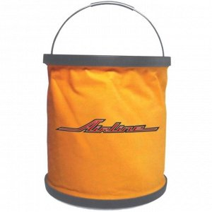 Ведро-трансформер компактное оранжевое 11л Airline AB-O-02
