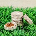 Таблетка кокосовая (d-30мм)