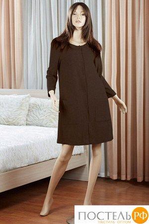 6184405-sm Платье для дома Primavelle Susanna т.коричневый
