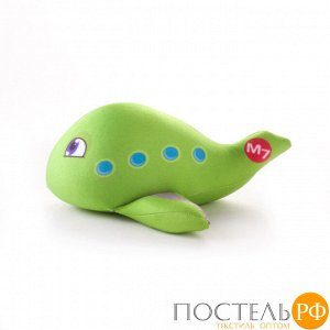 Игрушка «Самолет» (T2018C1901B009GR, 18х20, Зеленый, Бифлекс, Микрогранулы полистирола)