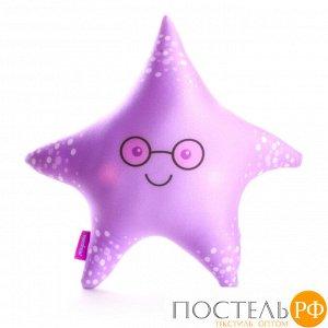 Игрушка «Я Звезда»  (T2625C0818S013PU, 26х25, Фиолетовый, Стрейч бархат, Микрогранулы полистирола)
