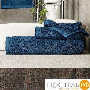 ПУАТЬЕ глубокий синий Полотенце, 40х60, 1пр, модал/хл, 650 гр/м2