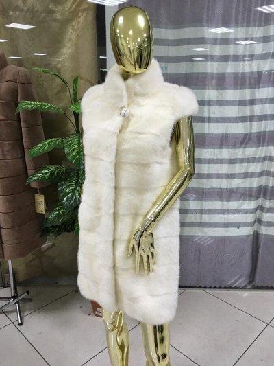 Распродажа шуб-6!!!  Начало сезона,пока старые цены!!!  — Жилетки — Верхняя одежда