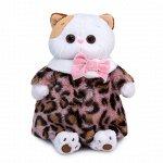 Ли-Ли в леопардовой шубке мягкая игрушка