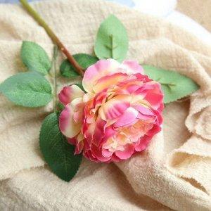 Цветок 28 см, бутон в ширину 9 см искусственные растения замечательно подходят для круглогодичного применения, будут обязательно радовать вас яркими, не теряющими на солнце свою насыщенность красками,