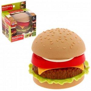 """Набор продуктов """"Гамбургер"""""""