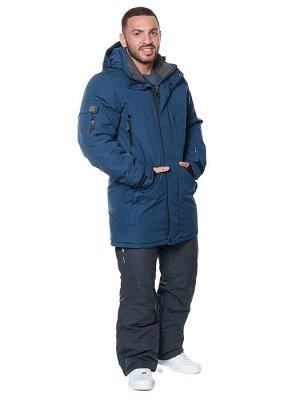 Куртка A8851 Бирюзовый