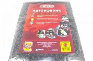 Коврик впитывающий влагу и грязь ТХ-351 (100*80см) в салон и багажник