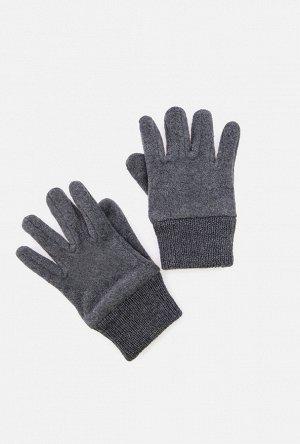 Перчатки детские для мальчиков Taupe темно-серый