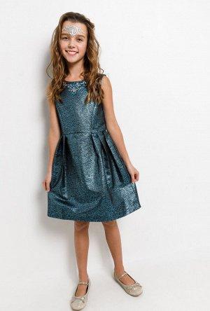 Платье детское для девочек Irena синий
