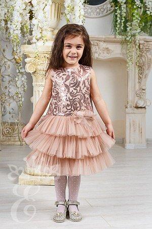 Платье нарядное 574-П