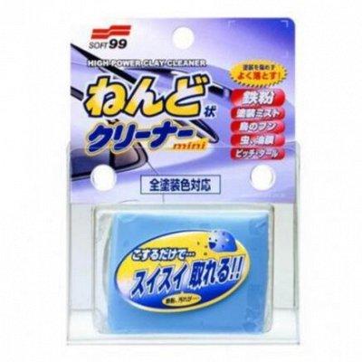 Товары для автомобилистов — Японские очистители SOFT на основе глины — Химия и косметика