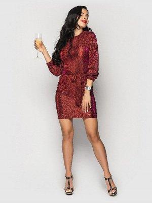 Платье Pandora красный