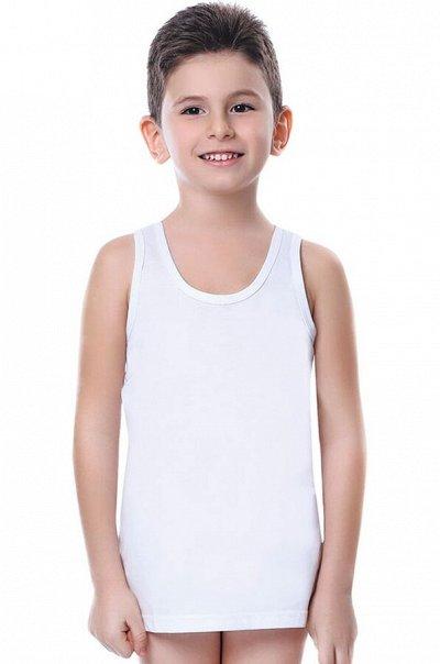 Happy яркая, стильная, модная, недорогая одежда 7 — Мальчикам. Нижнее бельё. Майки — Одежда