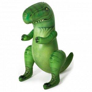 Игрушка надувная «Динозавр», с распылителем, 99 x 76 x 122 см, 52294 Bestway