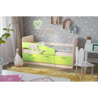Академия мебели — весеннее обновление — Кровати для детской — Прихожая и гардероб