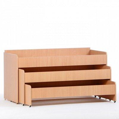 Академия — мебель. Осеннее обновление — Кровати — Детская