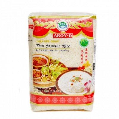 Грандиозная продуктовая закупка! Соусы, масло, макароны № 35 — Тайский, китайский, вьетнамский, камбоджийский рис — Азия
