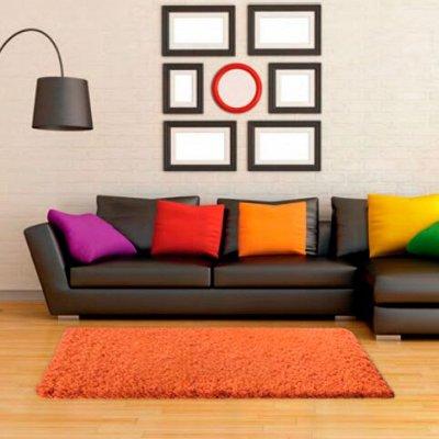 S*INTEX - яркие коврики для Вашего дома! Новинки! — Коврики Miсrofayber 3 см. — Ванная