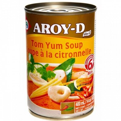 Грандиозная продуктовая закупка! Соусы, масло, макароны № 35 — Тайские Супы и основы — Азия
