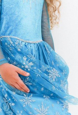 Платье детское для девочек Erza бирюзовый