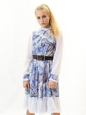 Платье А -силуэта