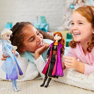 Самые ХИТовые оригинальные игрушки.  — Поющие принцессы Дисней — Принцессы