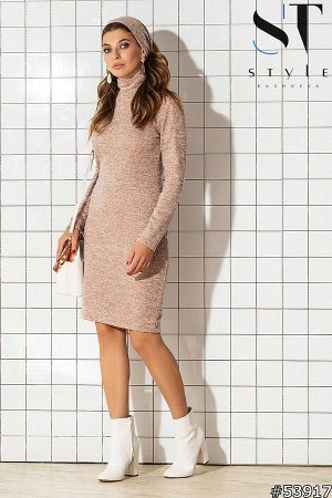 Комплект двойка 53631 (платье+повязка-хомут)