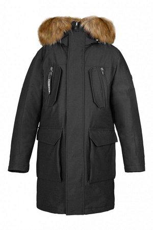 Куртка-парка для мальчика (трансформер!) (ORBY)