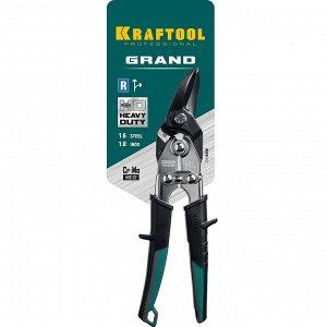 KRAFTOOL GRAND Левые ножницы по металлу
