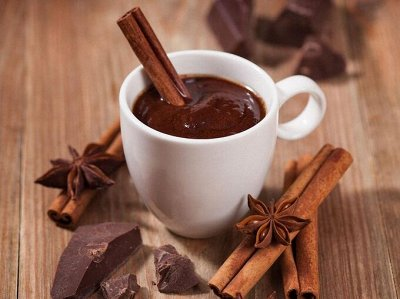 Шикарный чай от Tea Point — Горячий шоколад Callebaut — Какао и горячий шоколад