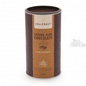Горячий шоколад Callebaut банка 1000гр.