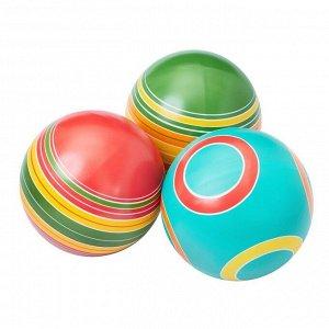 Мяч резин. 150 мм Р7-150 РОССИЯ