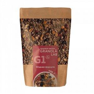 """Гранола """"Ягодная формула"""" Granola.Lab"""