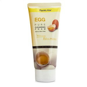 Egg Pure Cleansing Foam Пенка с яичным экстрактом