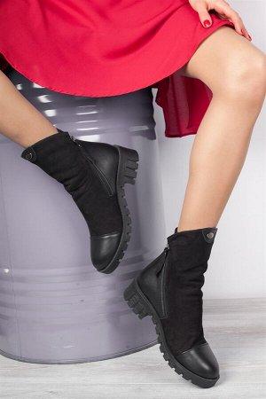 Ботинки Пиниоло нат. кожа