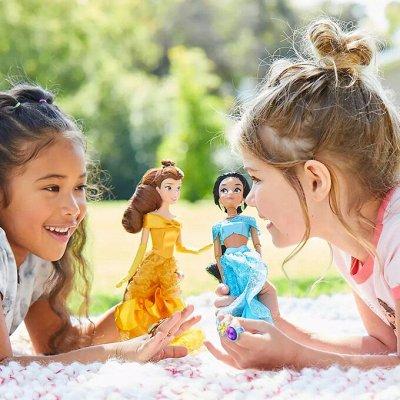 Самые ХИТовые оригинальные игрушки.  — Классические принцессы и принцы Дисней — Принцессы