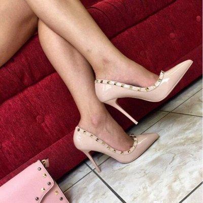 Обуви много не бывает!🔥Новинки!Рассрочка платежа!😍     —  ТУФЛИ,БОСОНОЖКИ — Кожаные