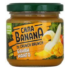 Crunch-Brunch Джем Сила банана (200 гр.)